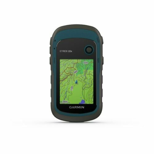 GARMIN ETREX 22X HANDHELD GPS WITH ENHANCED MEMORY AND RESOLUTIO