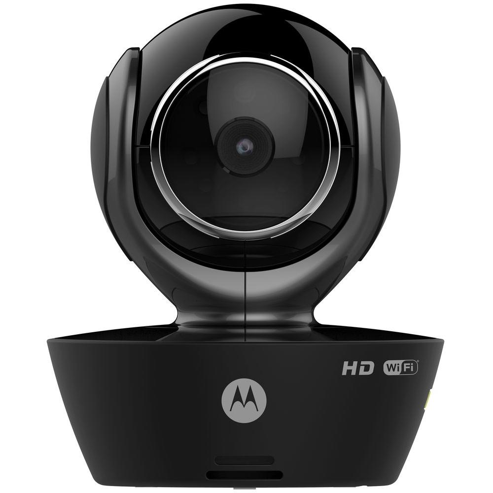 MOTOROLA FOCUS85B WIFI PAN & TILT HOME PET CAMERA APP VIEW