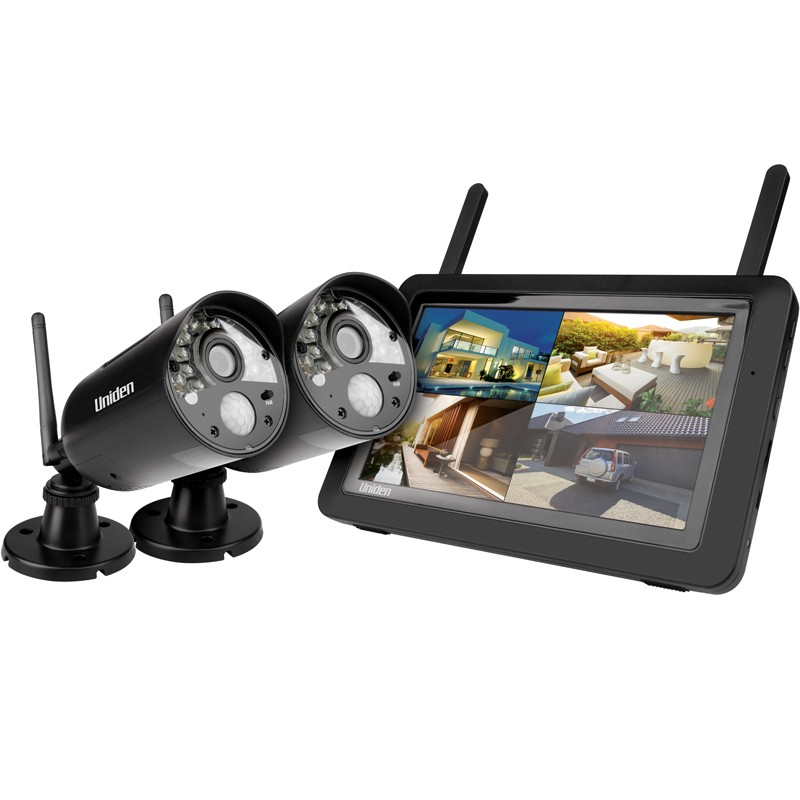 UNIDEN GUARDIAN G3720 WIRELESS SURVEILLANCE SYSTEM