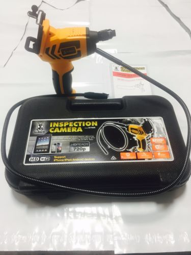 BULLANT WATERPROOF WIFI INSPECTION CAMERA IN TRADIE H/C G7000