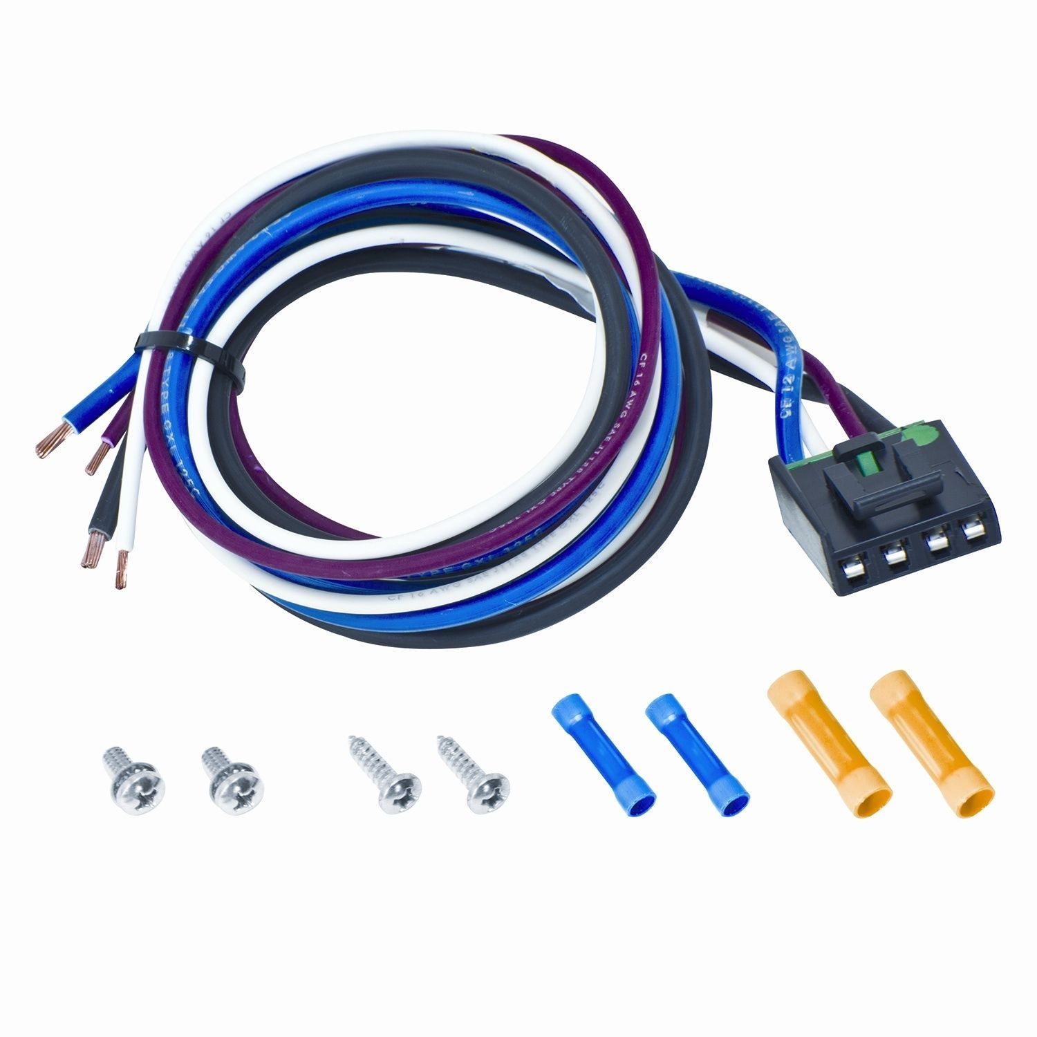 TEKONSHA BRAKE CONTROL CABLE HARNESS VOYAGER P3 P2 IQ