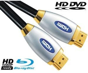 PREMIUM HDMI Cable 0.5m Braided