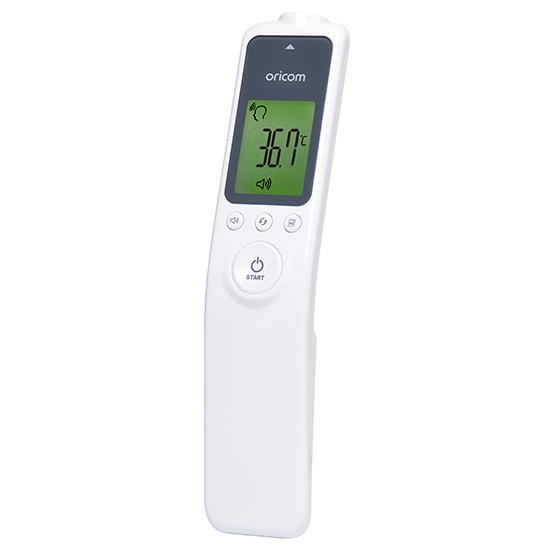 ORICOM HFS1000 NON- CONTACT INFRARFED TEMPERATURE THERMOMETER