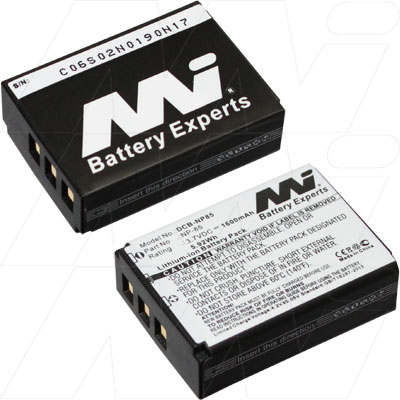 FUJIFILM FINEPIX NP-85 NP85 REPLACEMENT GENERIC BATTERY
