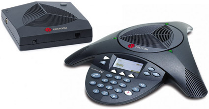 POLYCOM SOUND STATION 2W CONFERENCE PHONE
