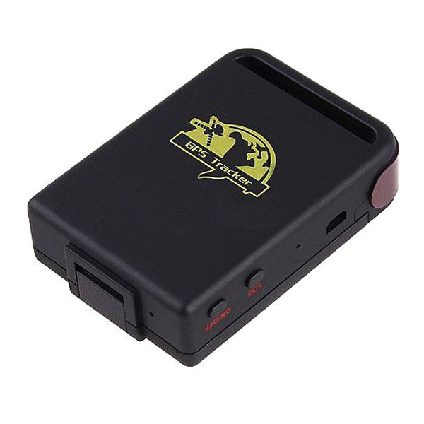 GC MINI GPS TRACKING DEVICE VEHICLE GSM GPRS TK102 4 DAY BATT
