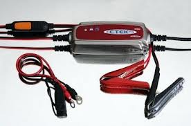 CTEK XC0.8 6V 800MA TRICKLE  BATTERY CHARGER OLDER CARS BIKES